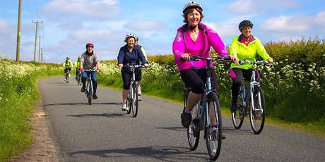 Volunteer for Knowsley's Great Pedal Away at Aintree Racecourse tickets