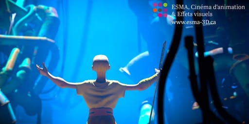 Portes Ouvertes ESMA 3D Montréal 19 Octobre 2019