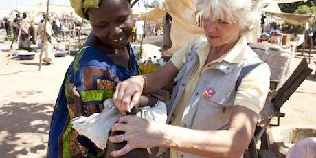 World Polio Day - Speaker Ann Lee Hussey tickets