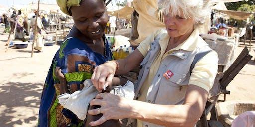 World Polio Day - Speaker Ann Lee Hussey