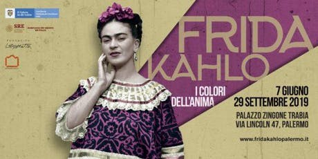 Frida Kahlo Exhibition – The Colors of the Soul  tickets