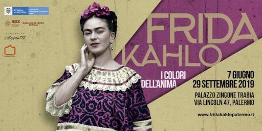 Frida Kahlo Exhibition – The Colors of the Soul
