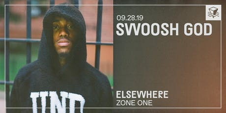 Swoosh God @ Elsewhere (Zone One) tickets
