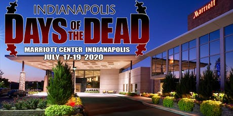 Days Of The Dead - Indianapolis 2020 tickets