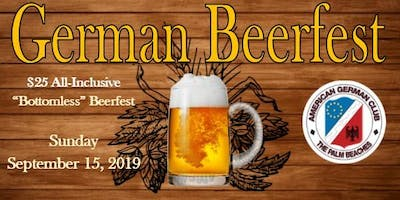 German Beerfest In the Clubhouse!