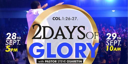 TWO DAYS OF GLORY