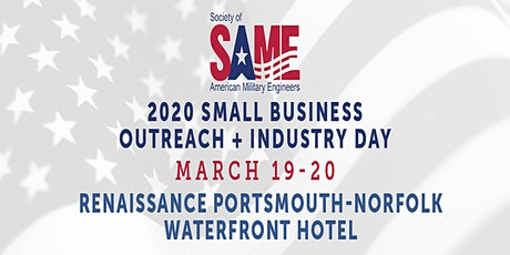 2020 SAME Small Business Outreach + Industry Day tickets