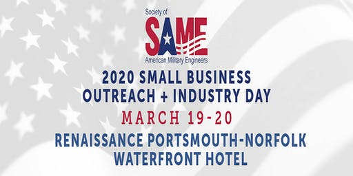 2020 SAME Small Business Outreach + Industry Day