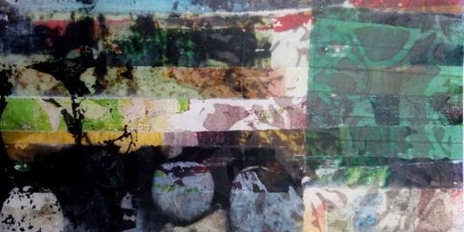 GOLDEN Lecture/Demo: Mixed Media - Bonney Lake