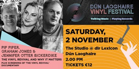 The Vinyl Revival and Why it Matters tickets