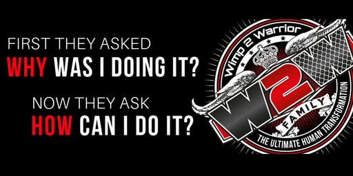 Wimp 2 Warrior - Ottawa Tryouts