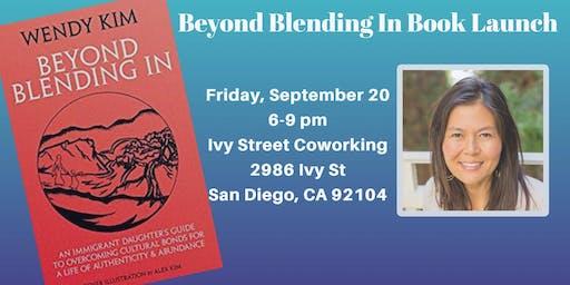 Beyond Blending in Book Launch