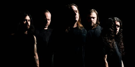 Cattle Decapitation with Atheist, Primitive Man + more tickets