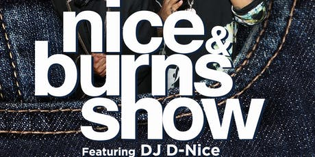 DJ D-NICE & KENNY BURNS DAY PARTY @ 620 JONES tickets