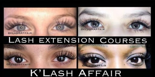 Shreveport Eyelash Extension Course