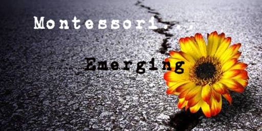 Montessori Emerging...Inclusivity, Diversity and Unity