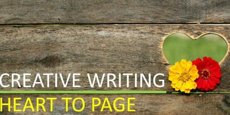 Creative Writing – Heart To Page With Anne O'Reilly - 6 night program tickets