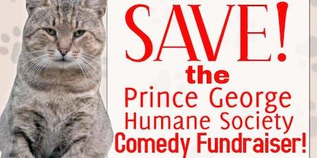 SAVE THE HUMANE SOCIETY FUNDRAISER - Thursday September 19 - Doors 7pm! tickets
