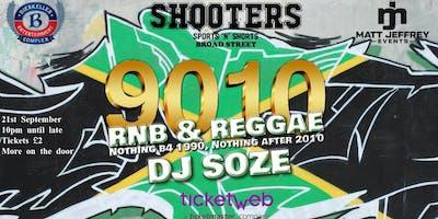 9010 RnB & Reggae