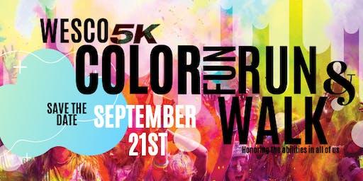WESCO 5K Color Run/Walk