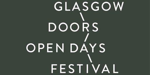 30 Years of Glasgow Doors Open Days Festival