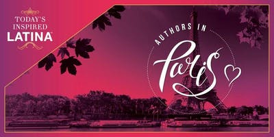 Today's Inspired Latina - Authors in Paris 2019