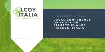 LCOY Italia - Conference of Youth on Climate Change