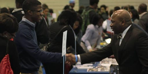 City of Fort Worth Job and Resource Fair on Oct. 22, 2019 from 10AM - 1PM