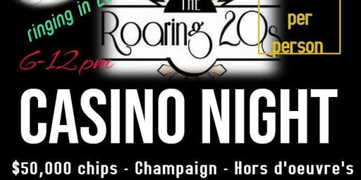 New Years Eve Casino Night 2019
