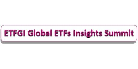 ETFGI Global ETFs Insights Summit - Toronto tickets