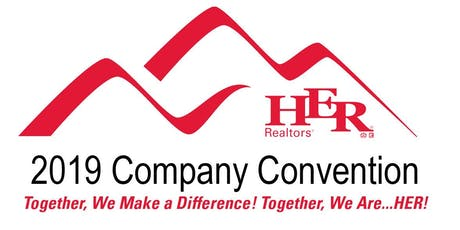 HER Realtors 2019 Company Convention tickets