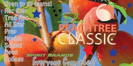 Peach Tree Classic tickets