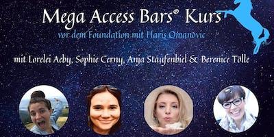 Mega Access Bars Event in außergewöhnlicher Location