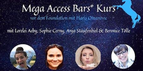 Mega Access Bars Event in außergewöhnlicher Location Tickets