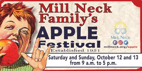 Mill Neck Family's  Apple Festival tickets