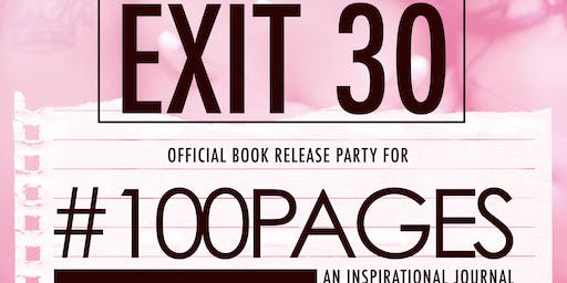 Dajaita's Exit 30: Book Release Party!