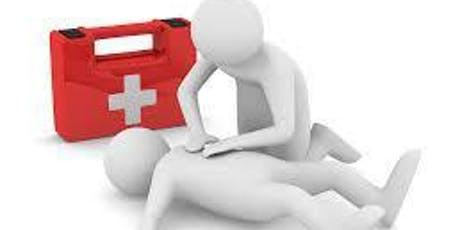 First Aid Level 3 (Accredited) tickets