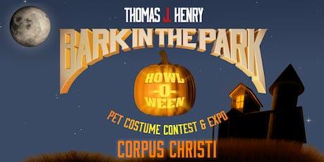 2019 Thomas J. Henry Bark in the Park - Corpus Christi tickets