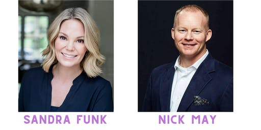 Universal Invites You To: Wine O'Clock with Nick May & Sandra Funk