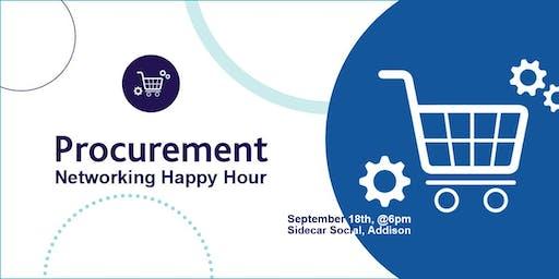 DFW Procurement Networking Happy Hour