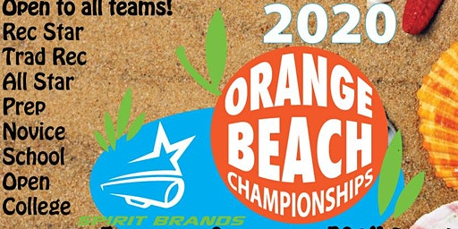 Orange Beach National Cheer & Dance Championships