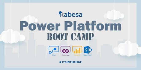 Power Platform Boot Camp billets
