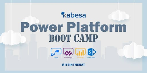 Power Platform Boot Camp - Ottawa