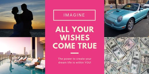 Vision Board Creation Experience