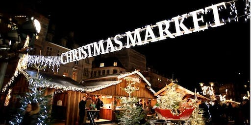Planters Walk Christmas Market - Vendor Sign Up