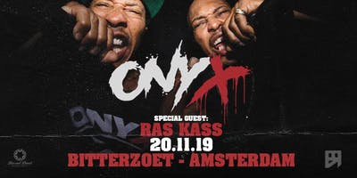 ONYX Live in Amsterdam