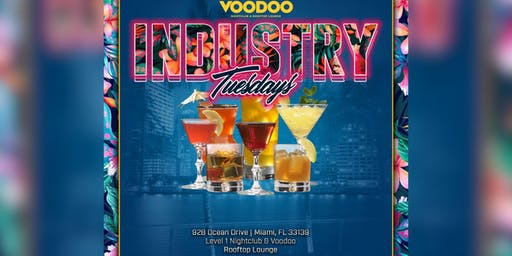 Tuesday Party at Voodoo