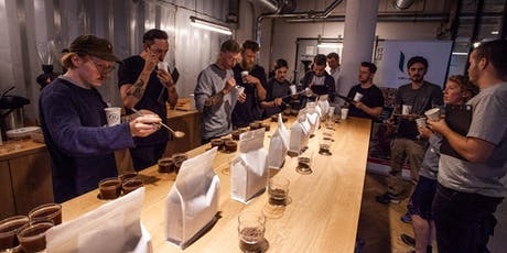 Berlin's Smallest Coffee Roasting Competition Tickets