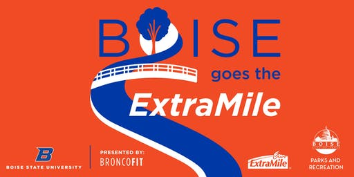 Boise Goes the ExtraMile One-Mile Run/Walk