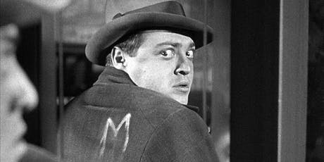 Fritz Lang's M tickets